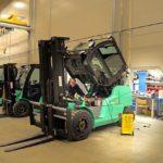 reparación de carretillas elevadoras en-madrid o compra
