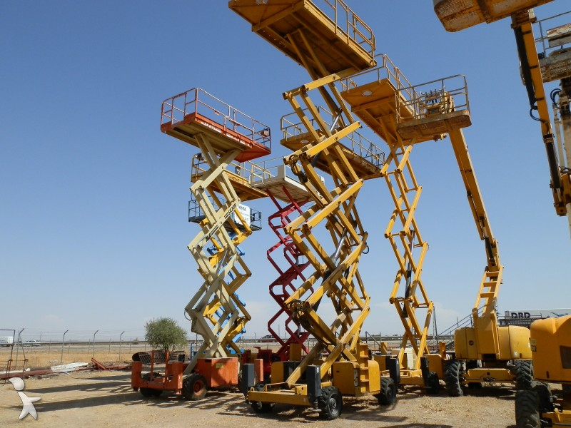 Precio alquiler de plataformas elevadoras en Madrid