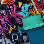 Limpieza de grafitis con hielo seco