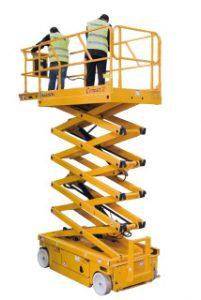 Compact 12 Capacidad máxima de elevación : 300 Altura de trabajo : 12