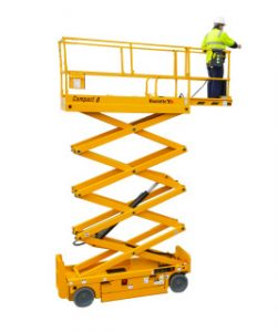Compact 8 Capacidad máxima de elevación : 350 Altura de trabajo : 8