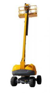 H16 TPX Capacidad máxima de elevación : 230 Altura de trabajo : 16