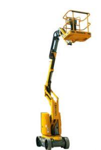 HA12 CJ Capacidad máxima de elevación : 250 Altura de trabajo : 12