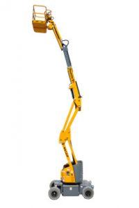 HA12 IP Capacidad máxima de elevación : 230 Altura de trabajo : 12