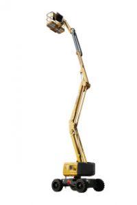 HA16 RTJ O Capacidad máxima de elevación : 230 Altura de trabajo : 16