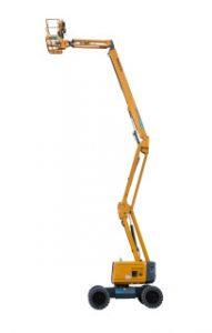 HA20 LE Capacidad máxima de elevación : 250 Altura de trabajo : 20
