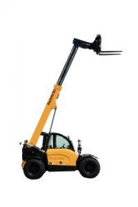 HTL3207 TIER IV FINAL Capacidad máxima de elevación : 3200 Altura máxima de elevación : 7