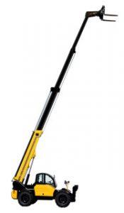 HTL3617 Stage V Capacidad máxima de elevación : 3600 Altura máxima de elevación : 17