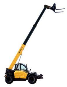 HTL4010 TIER IV FINAL Capacidad máxima de elevación : 4000 Altura máxima de elevación : 10