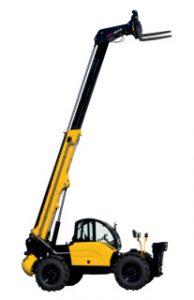HTL5210 Stage V Capacidad máxima de elevación : 5200 Altura máxima de elevación : 10