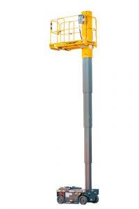 Star 8 S Capacidad máxima de elevación : 200 Altura de trabajo : 8