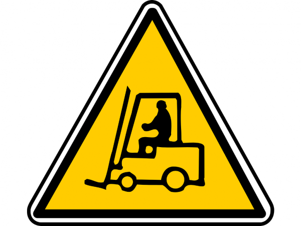 Seguridad en el manejo de carretillas